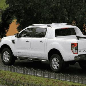 Ford Ranger Limited Flex - Murilo Góes/UOL