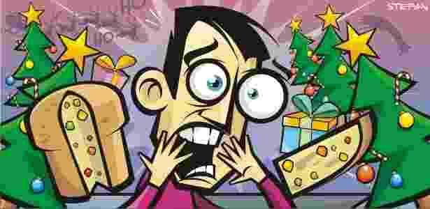 O final de ano simboliza encerramento, conclusão e, como todo fim, gera tristezas - Stefan/UOL