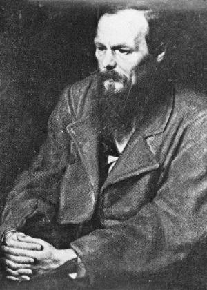 O escritor russo Fiódor Dostoiévski - Reprodução