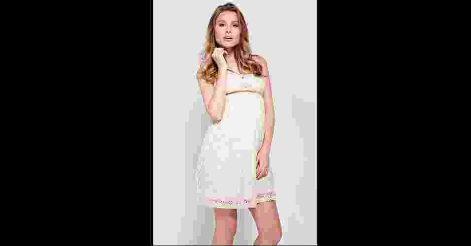 Fotos  Veja sugestões de roupas para grávidas passarem o Ano-Novo ... a8eae601aba58