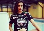 Ex-BBB Laisa divulga imagem vestindo camisa de evento de MMA - Reprodução/Instagram