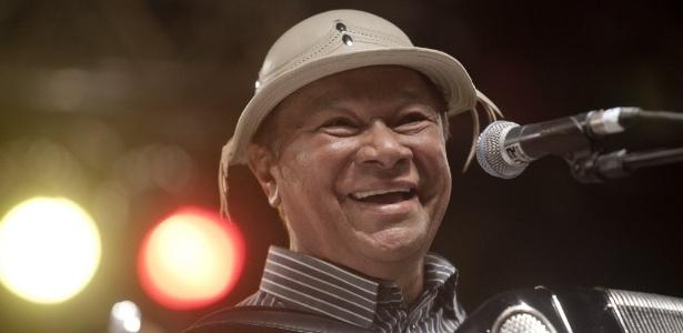 Abr.98 - O cantor, compositor e sanfoneiro Dominguinhos