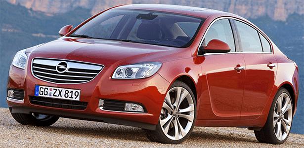 Opel Insignia: se ele tiver substituto, não será nascido da aliança entre GM e PSA - Divulgação