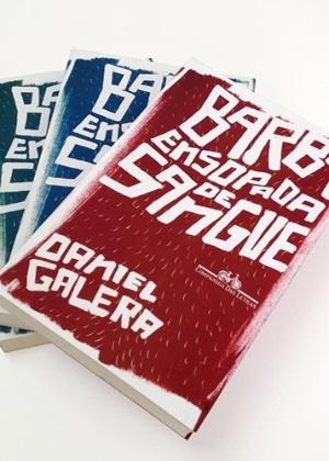 """""""Barba Ensopada de Sangue"""", de Daniel Galera, escolhido melhor livro do ano no Prêmio São Paulo de Literatura - Divulgação"""