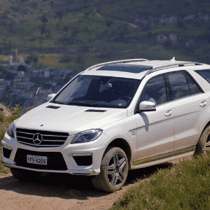 Mercedes-Benz ML 63 AMG - Murilo Góes/UOL