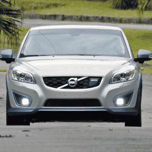Volvo C30 Electric - Murilo Góes/UOL