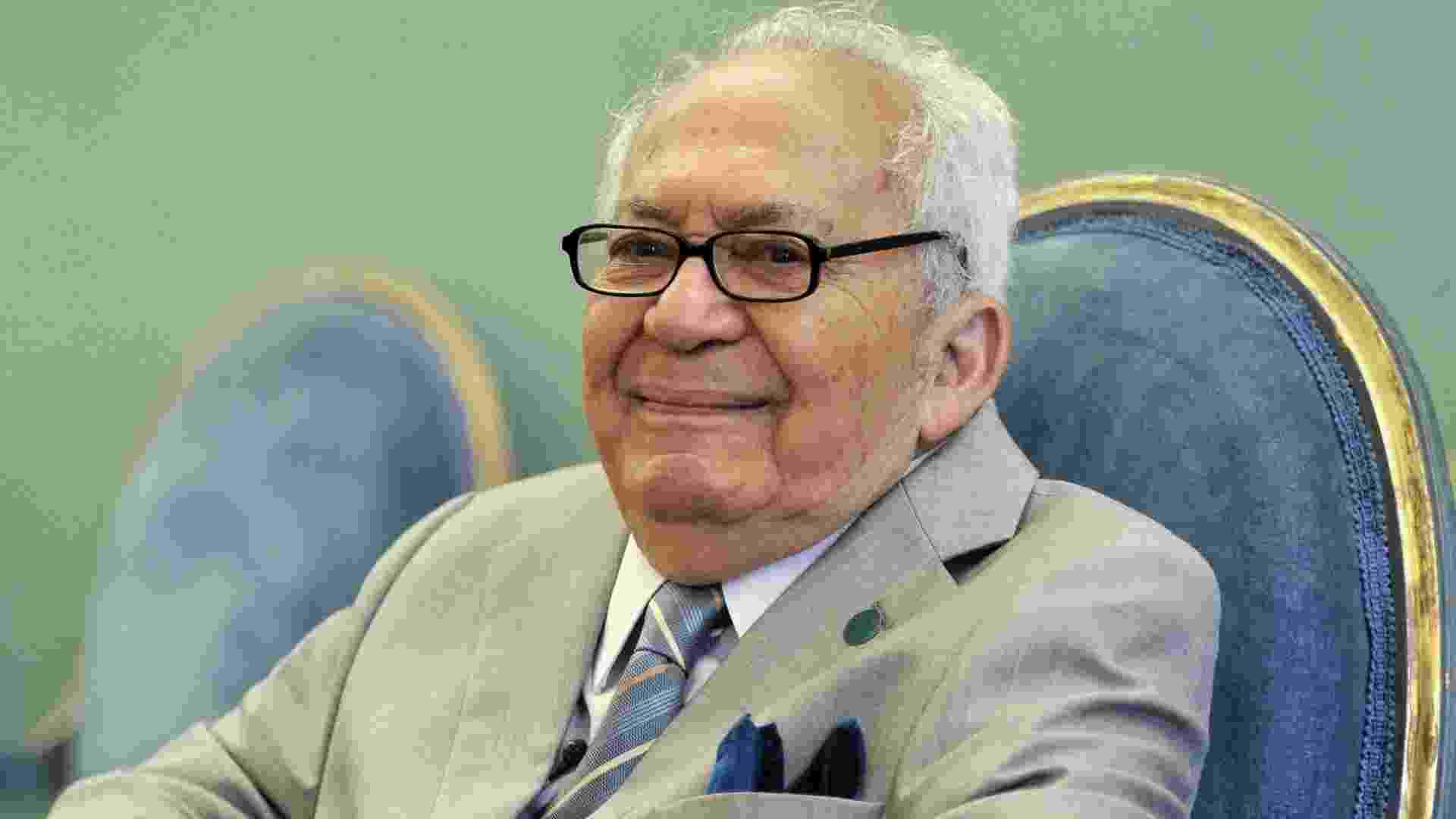 O escritor alagoano Lêdo Ivo na Academia Brasileira de Letras, onde ocupava a Cadeira nº 10 que assumiu em 1986 - Acervo ABL