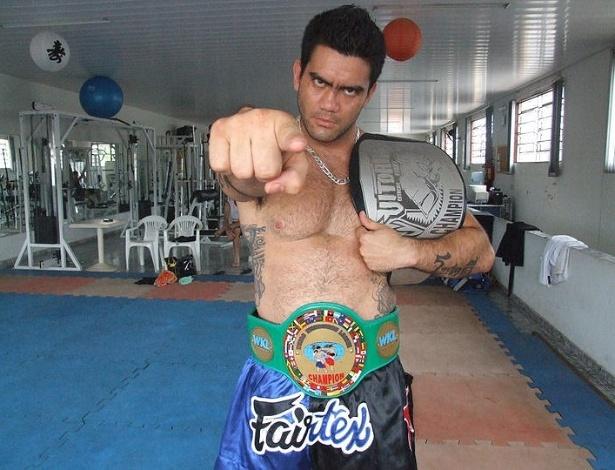 Eduardo Maiorino, lutador de MMA morto no último domingo