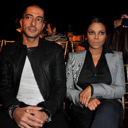 Janet Jackson e bilionário Wissam Al Mana se casaram em 2012 - Getty Images