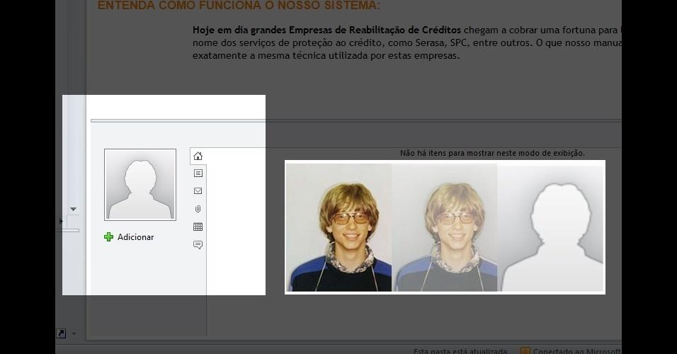 EasterEgg Bill Gates
