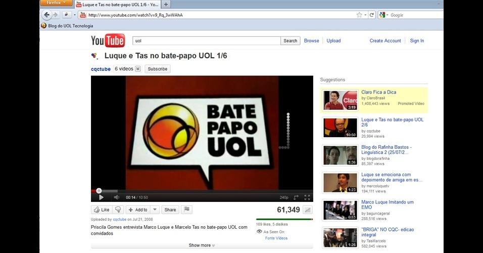 EasterEgg YouTube