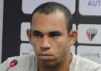 Robston destaca que sua liderança foi bem aceita no Vila Nova - Site oficial do Atlético-GO