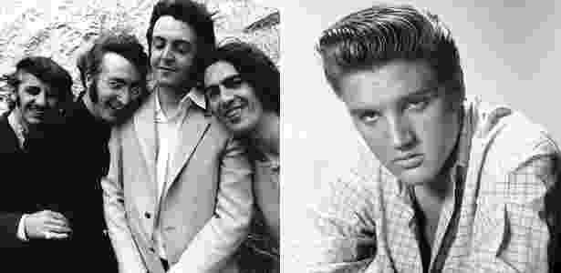 Menos da metade dos autógrafos atribuídos a Beatles e Elvis recebem certificado de autênticas - Don McCullin/EFE/Divulgação