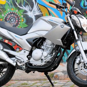 Yamaha Fazer BluFlex é a primeira 250 cc com motor flex - Doni Castilho/Infomoto