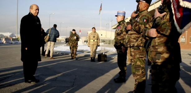 França: se não houver acordo entre facções na Líbia, EI será vitorioso - Kenzo Tribouillard/AFP