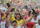 São Silvestre 2013 abre inscrições nesta quarta; meta é de 27,5 mil atletas - Jorge Araujo/Folhapress