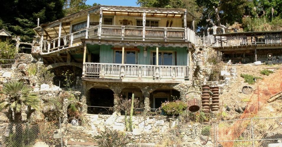 A 'mansão