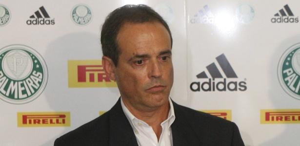Genaro Marino é o candidato da oposição à presidência do Palmeiras - Diego Padgurschi / Folhapress