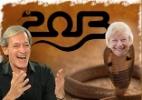 Buemba! Buemba! 2013: Ano da Serpente! Ano da Sogra! - Arte UOL