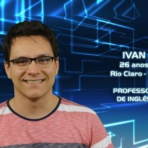 Ivan, 26, é professor de inglês em Rio Claro, interior de São Paulo