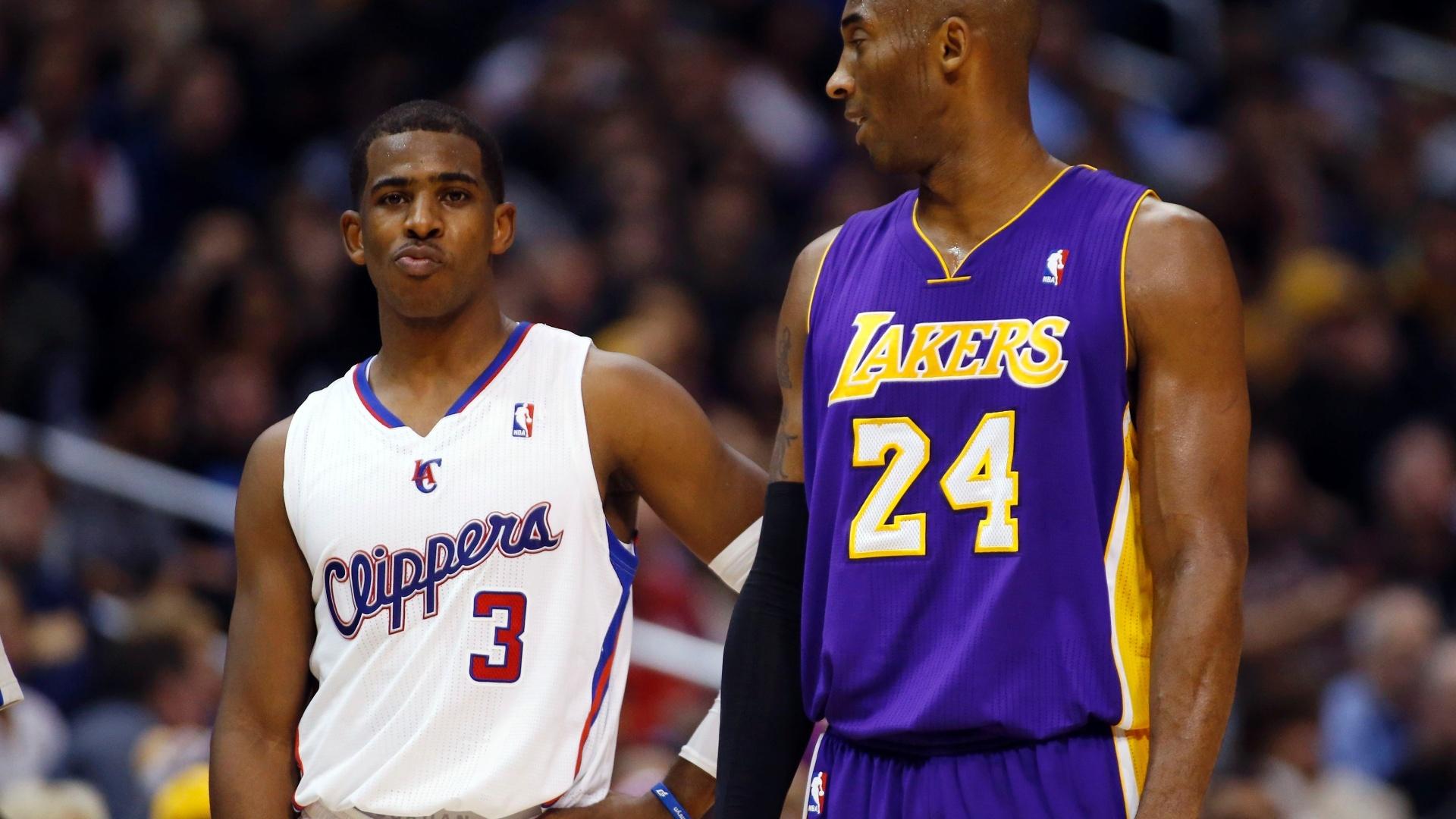 444efae0d5a4f Clippers comprovam status de  novos donos  de Los Angeles e derrotam os  Lakers pela 2ª vez - 05 01 2013 - UOL Esporte