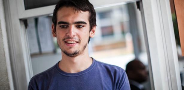 Rafael Miranda veio do Rio de Janeiro para prestar física na USP (Universidade de São Paulo)