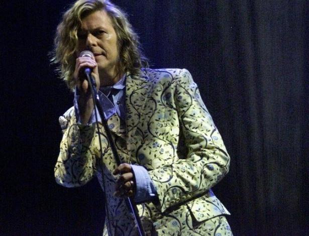 David Bowie, 2000