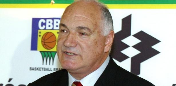 Gerasime Bozikis, o Grego, ex-presidente da CBB, que teve contas contestadas pela Eletrobras
