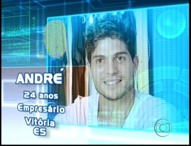 André tem perfil traçado