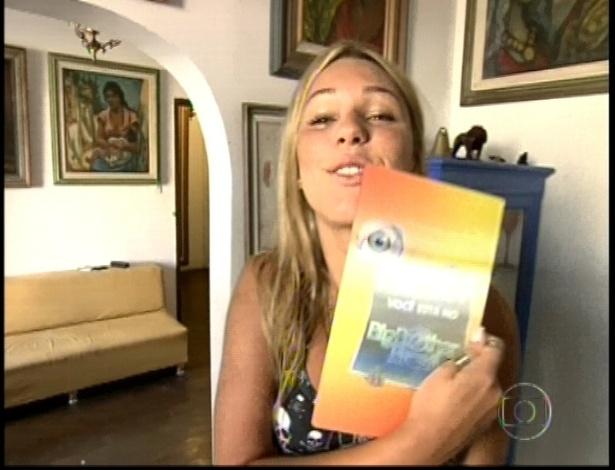 Marien, de Belo Horizonte, mostra confirmação de que está no