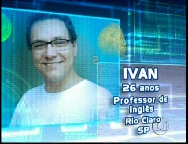 """""""Eu me baseio muito nas histórias do Super-Homem"""", disse Ivan"""