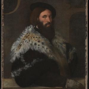 Obra do artista italiano Ticiano - Divulgação/The National Gallery