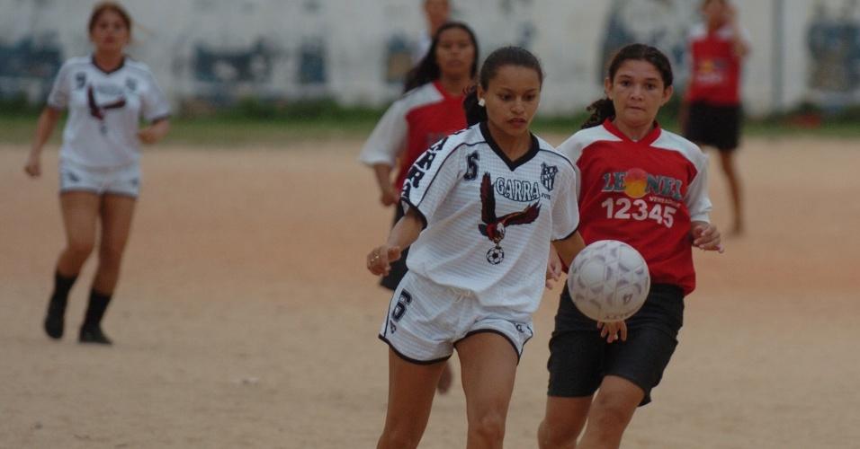 Categoria feminina também está incluída na organização do Peladão em Manaus e no interior do Estado