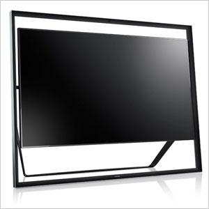 TV de ultradefinição da Samsung tem 85 polegadas - Divulgação