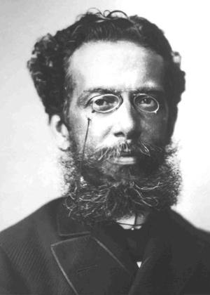 O escritor Machado de Assis, autor de clássicos da literatura brasileira, como Dom Casmurro e Memórias Póstumas de Brás Cubas - Domínio Público