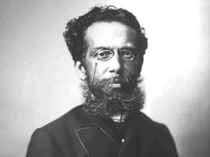 07.jan.2013 - O escritor Machado de Assis, autor de clássicos da literatura brasileira, como Dom Casmurro e Memórias Póstumas de Brás Cubas