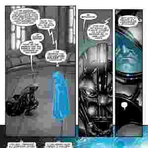 """Conteúdo da edição número 1 de nova edição de """"Star Wars"""", da Dark Comics - Reprodução/DarkHorseComics"""