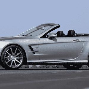 Mercedes-Benz SL 63 AMG - Divulgação