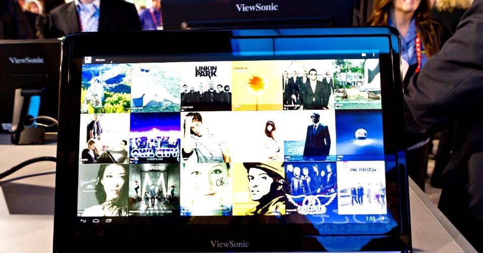 supertablet VSD240, da ViewSonic