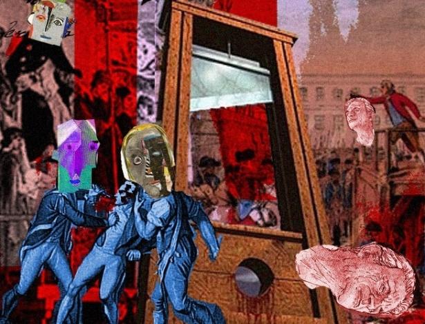 A guilhotina é a mais completa representação do Terror, que se desenvolveu após as primeiras etapas da Revolução francesa, promovido pelo governo revolucionário de Robespierre. Esse é apenas um dos exemplos de terrorismo promovido pelo Estado, que não se limita à prática dos atentados políticos. Entenda melhor essa questão e conheça outros exemplos dos métodos terroristas empregados por governos ao longo da história.