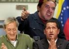 Buemba! Buemba! Quico assume lugar de Chávez! - Arte UOL