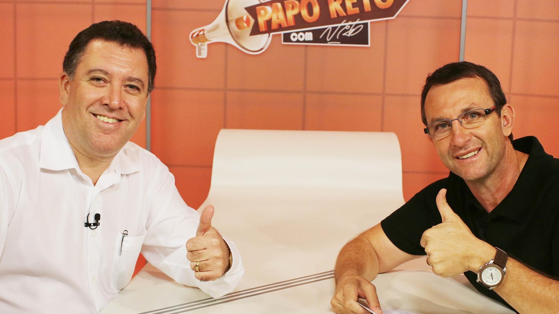 Ex-presidente do Santos, Marcelo Teixeira, critica atual diretoria do clube no