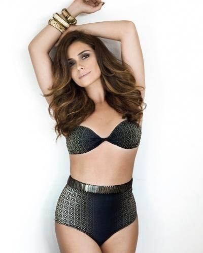 Giovanna Antonelli - capa da Boa Forma de janeiro