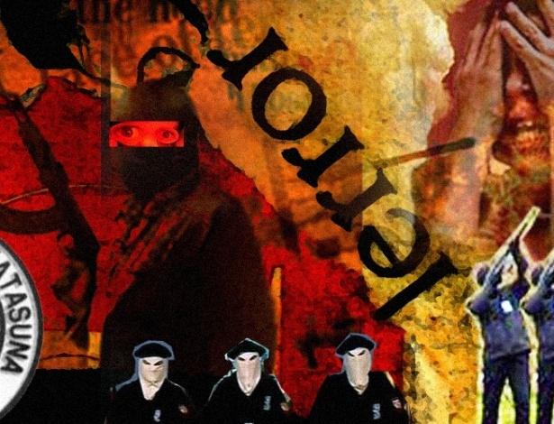 """Você pode não saber o que significa """"Euskadi Ta Askatasuna"""", mas com certeza já ouviu falar no grupo terrorista basco ETA, que lutou para tornar o país Basco independente da Espanha. ETA é a abreviação de """"Euskadi Ta Askatasuna"""", que, no idioma basco, significa """"pátria basca e liberdade"""". O grupo foi criado em 1959 e em 2011 anunciou que encerraria as atividades terroristas. Será?"""