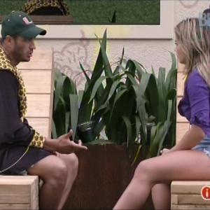 Bambam e Fani decidem conversar e falam verdades um para o outro