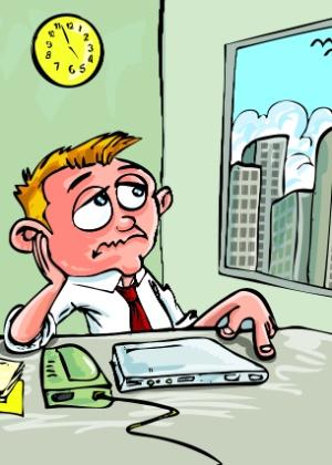 Antes de mudar de emprego, avalie se uma conversa com o chefe não seria suficiente para melhorar suas condições de trabalho na empresa atual - Thinkstock