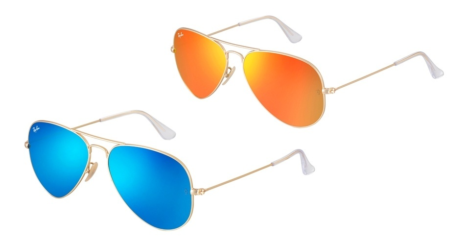 Óculos de sol coloridos e espelhados estão em alta no verão masculino - 15  01 2013 - UOL Universa 90574f7dc8