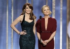 Tina Fey e Amy Poehler apresentarão Globo de Ouro em 2014 e 2015 - Paul Drinkwater/AP