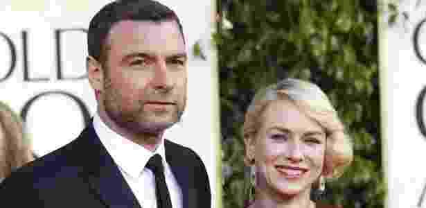 Os atores Liev Schreiber e Naomi Watts - Mario Anzuoni/Reuters