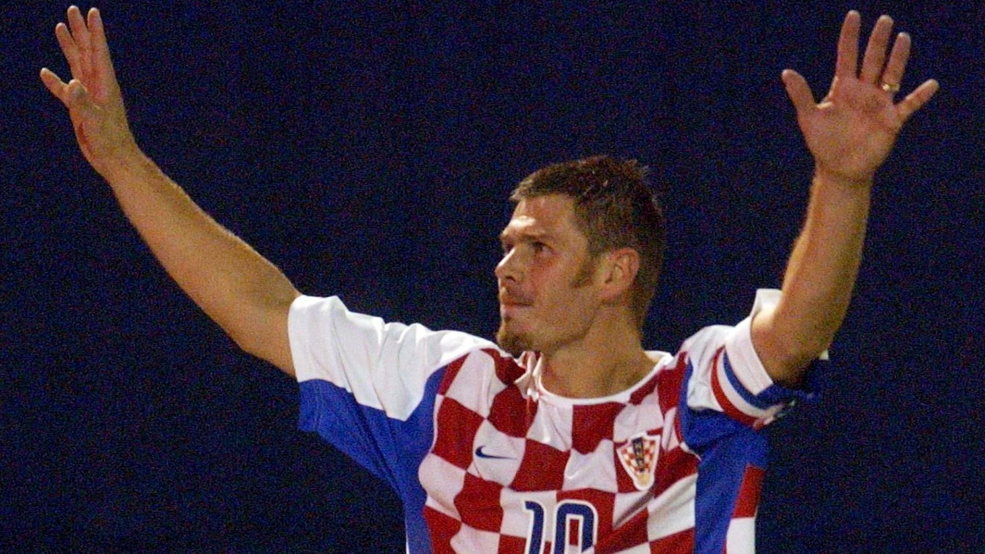 Após brilhar pelo Dínamo Zagreb no final dos anos 80, o habilidoso meia croata Boban foi contratado pelo Milan em 1991 e passou dez anos no clube